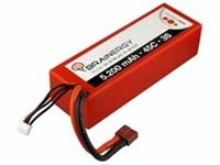 Brainergy 801007 LiPo 3S 11,1V 5200mAh, 45C