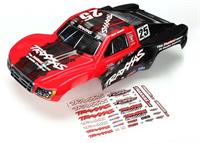 Traxxas 6825X Karo Mark Jenkins Slash 4x4